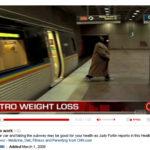 Taking Public Transit Can Improve Public Health