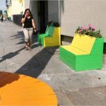 Community Living Rooms - An Effort to Make LA's Bus Stops A Little Nicer