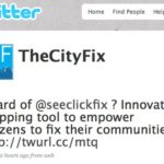 TheCityFix is now on Twitter!
