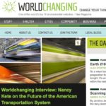 "WorldChanging: ""The Future of American Transportation Systems"""