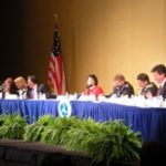 Blogging from TRB: Introducing the USDOT Leadership
