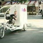 FedEx Makes More Efficient Deliveries with Zero Emissions Electric Bikes