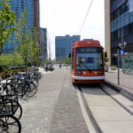 Research Recap, September 12: Streetcar Track Cycling, Intercity Travel, Parks and Productivity