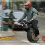 Friday Fun: The One-Wheeled Motorcycle?