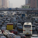 Congestion in Urban China is appalling...and growing.