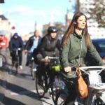 Gobike cyclist