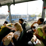 Social, environmental, and economic impacts of BRT. Photo by Benoit Colin/EMBARQ.