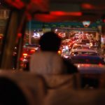 Traffic in Beijing, China. Photo by Malingering/Flickr.