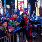 New Year's Eve celebration in Times Square. Photo by Anthony Quintano/Flickr.