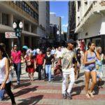 Walkability in Juiz de Fora, Brazil