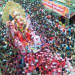 Mumbai Street Festival Ganesh Chaturthi