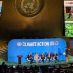 Zero Carbon Buildings, Accelerating Adaptation, National Leadership at UN Climate Action Summit