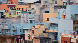 Buildings Are a Hidden Source of Indian Cities' Extreme Heat