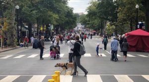 Avenue of Possibility: Washington Celebrates Its First Open Streets Day