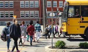 The State of Electric School Bus Adoption in the US